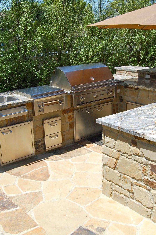 12 Fresh Roof Bbq Ideas Backyard barbecue design