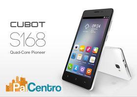 PalCentro te regala - SMARTPHONE CUBOT S168.   4 núcleos, pantalla de 5 pulgadas, 1GB RAM - 8GB de ROM, dual cámara y más!   Se lo pueden llevar gratis participando aquí http://bit.ly/1zWBTXJ