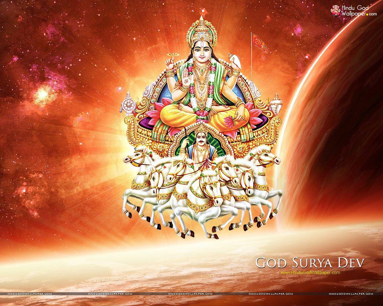 God Surya Wallpapers Free Download   Surya Dev Wallpapers ...