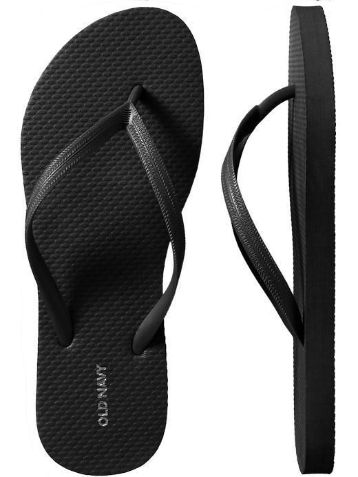 27afc5ed115b1  6.99 - Nwt Ladies Flip Flops Old Navy Thong Sandals Size 7
