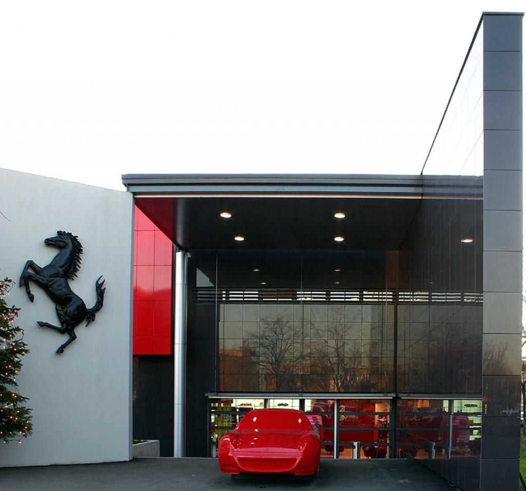 The Top Ten Car Museums in the World - 6. Galleria Ferrari