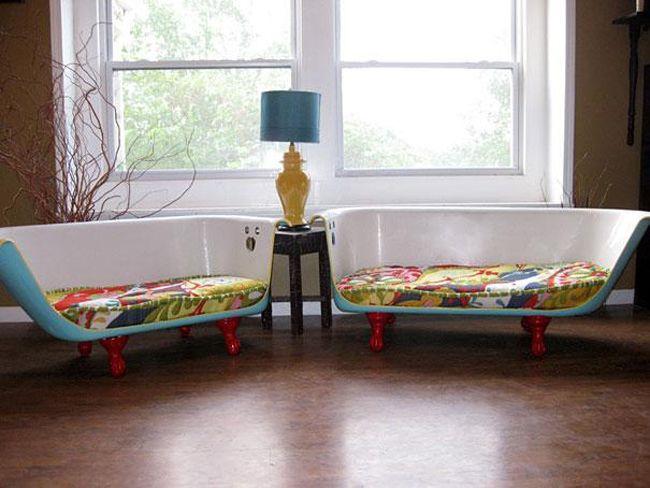 baignoire fauteuil de salon home pinterest. Black Bedroom Furniture Sets. Home Design Ideas