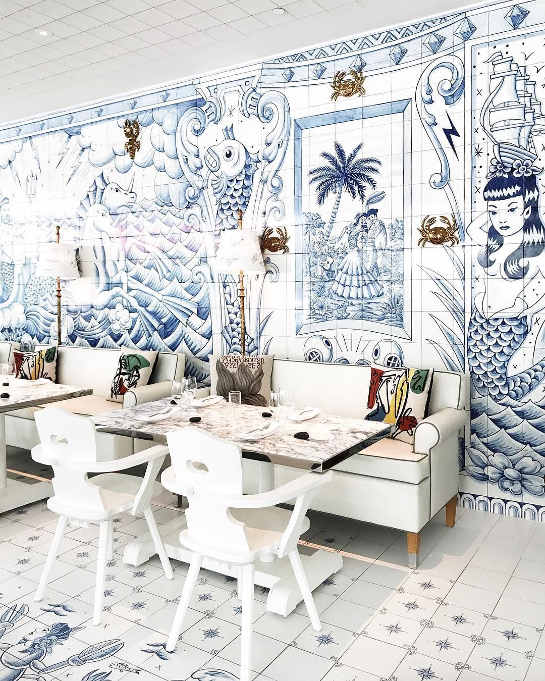 Bazaar Mar, SLS Hotel, Miami | No Reservations | Pinterest | Brunch ...
