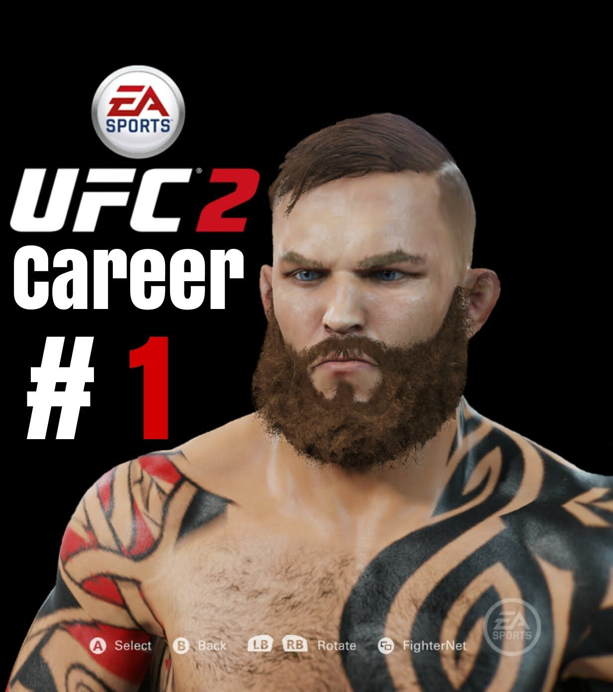 Hey guys check out my UFC 2 Career play through And smash