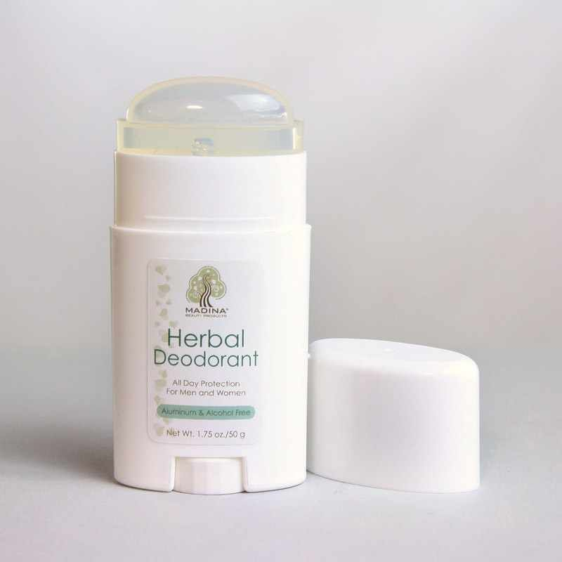 Herbal effective and all natural stop odors on contact