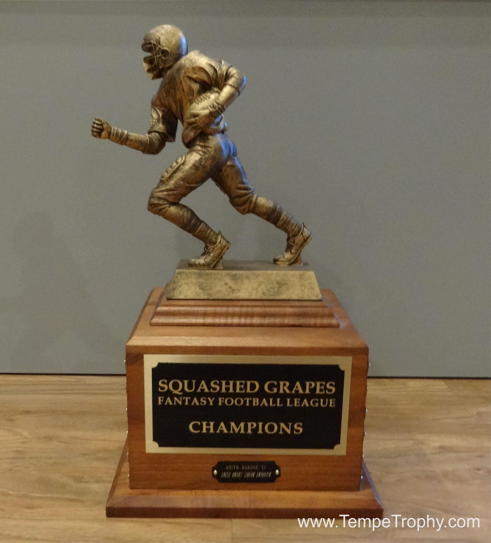 Ffl traveling trophy