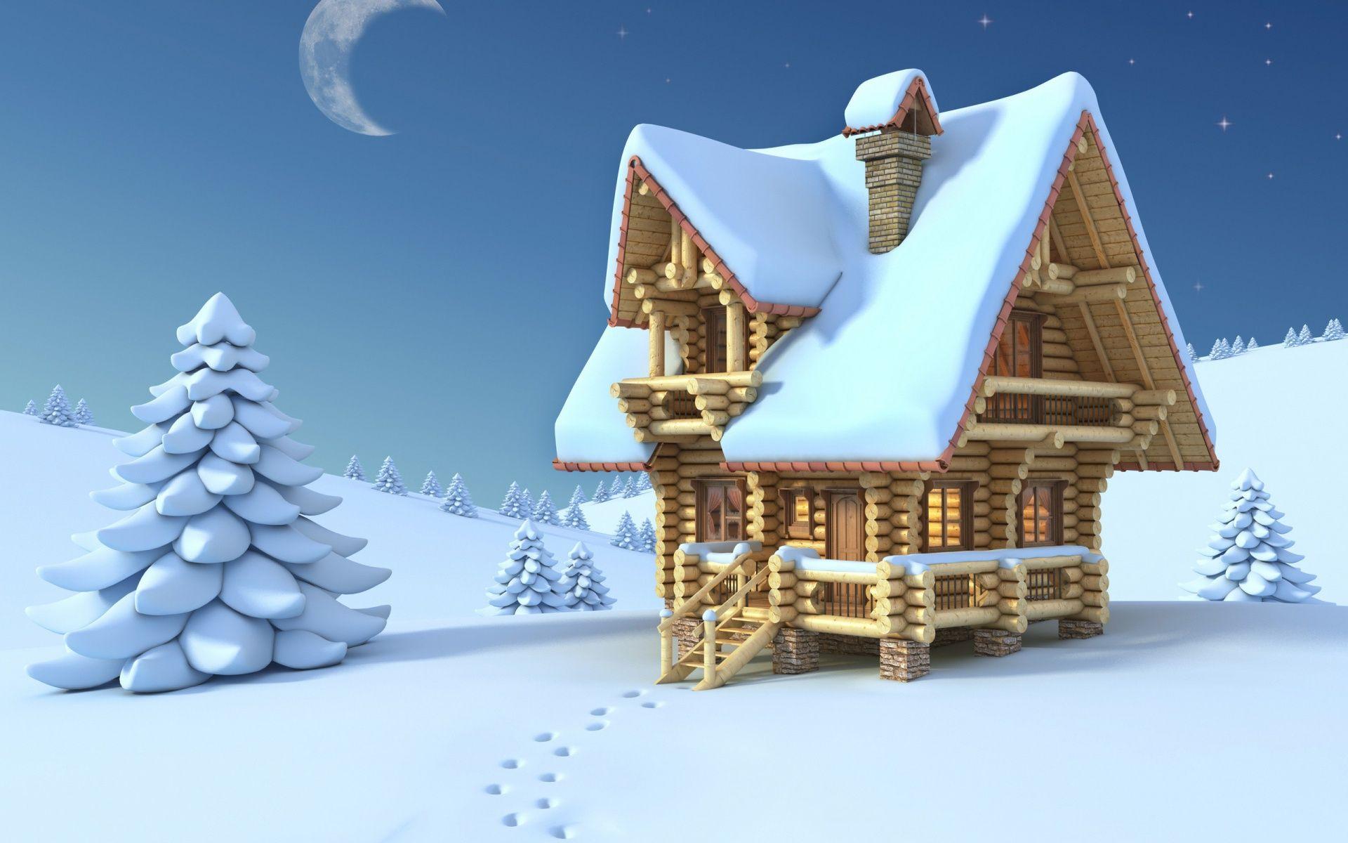 house winter cartoon 1920 1200 cartoon hd wallpapers home rh pinterest com