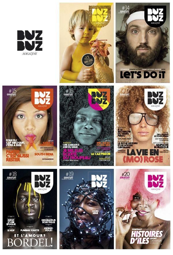 Urban magazine, produced in Reunion Island