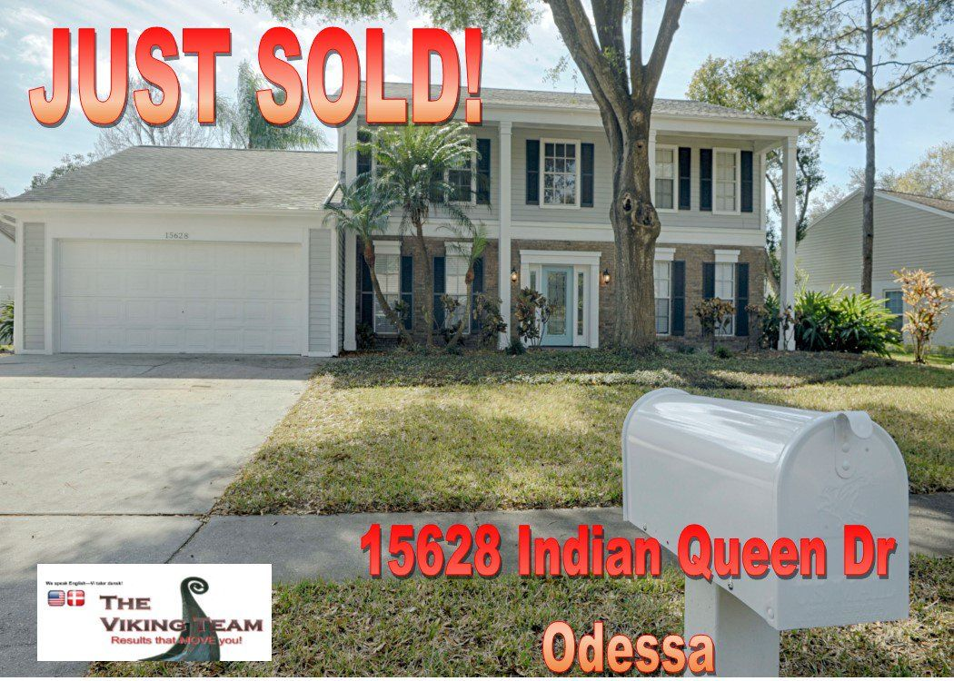 Just Sold Single Family Home With Pool In Odessa The Viking Team Results That Move You Pool Houses Just Sold Indian Queens