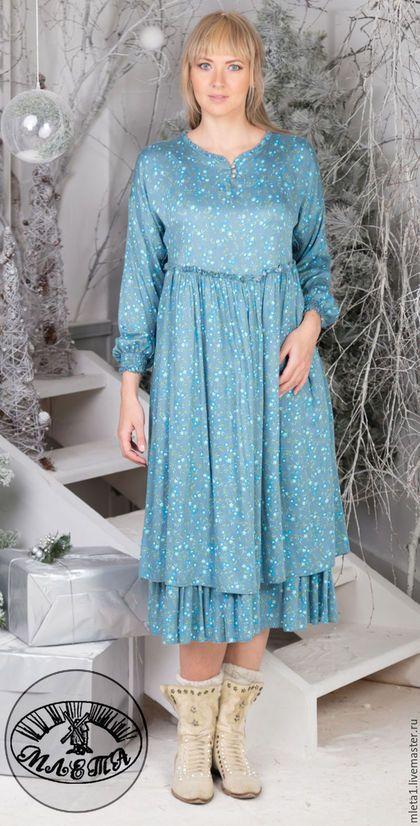98ba2b6898b7f Платья ручной работы. Ярмарка Мастеров - ручная работа. Купить Платье Бохо.  Handmade.