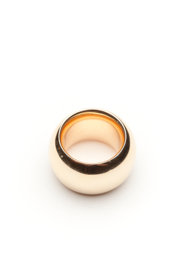 8289b7411f31 Isabella Fa Rose Gold Band Ring by Isabella Fa from Amanda Pinson Jewelry