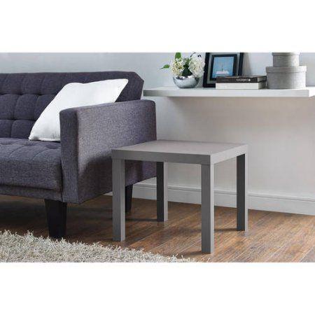 Enjoyable Mainstays Parsons End Table Multiple Colors House Machost Co Dining Chair Design Ideas Machostcouk