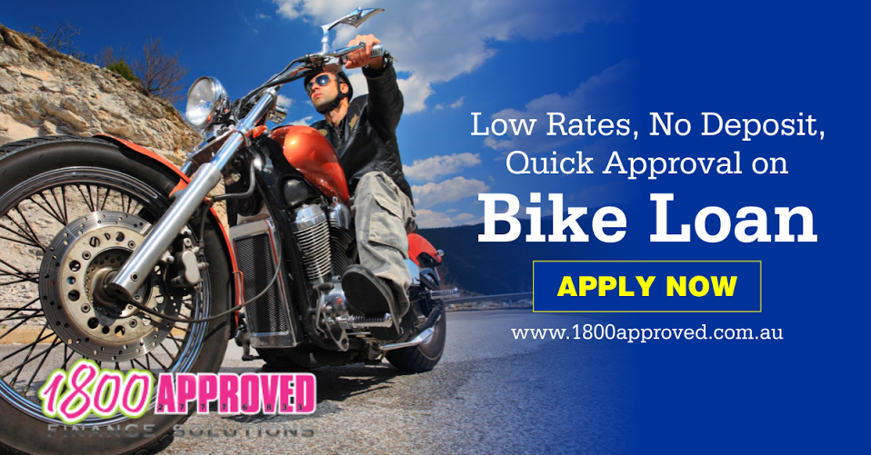 Low Rates No Deposit Quick Approval On Bike Loan There S Usually