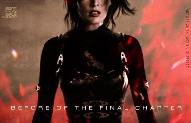 Resident Evil 6 , Le tournage du chapitre Final va débuter !