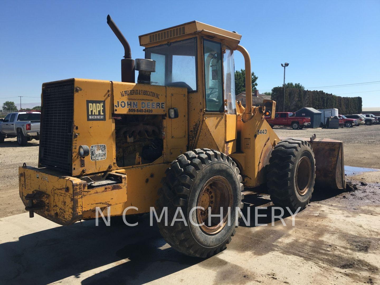 1986 John Deere 544D For Sale (6415088) :: Construction Equipment Guide