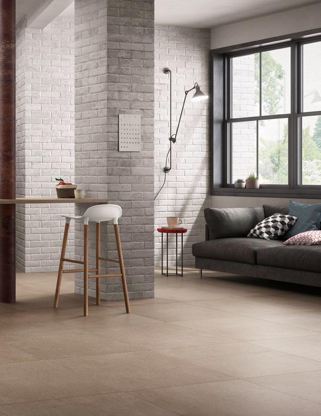 Ragno #Studio Tortora 60x60 cm R4PW | #Gres #cemento #60x60 | su ...