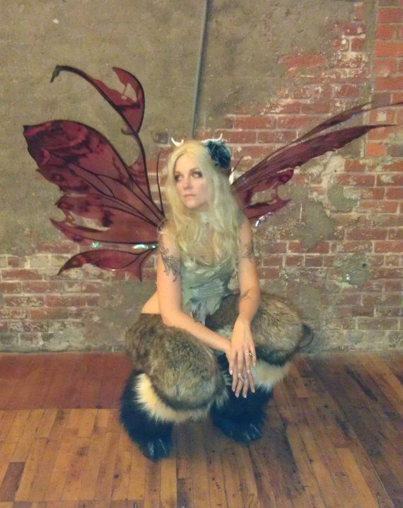 GIANT Kira Fairy Wings in your Custom Color by TheFancyFairy