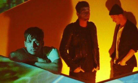 """Foster the People - """"Coming of Age"""" (music video premiere) http://www.examiner.com/article/foster-the-people-shows-coming-of-age-moments-80s-styled-music-video"""