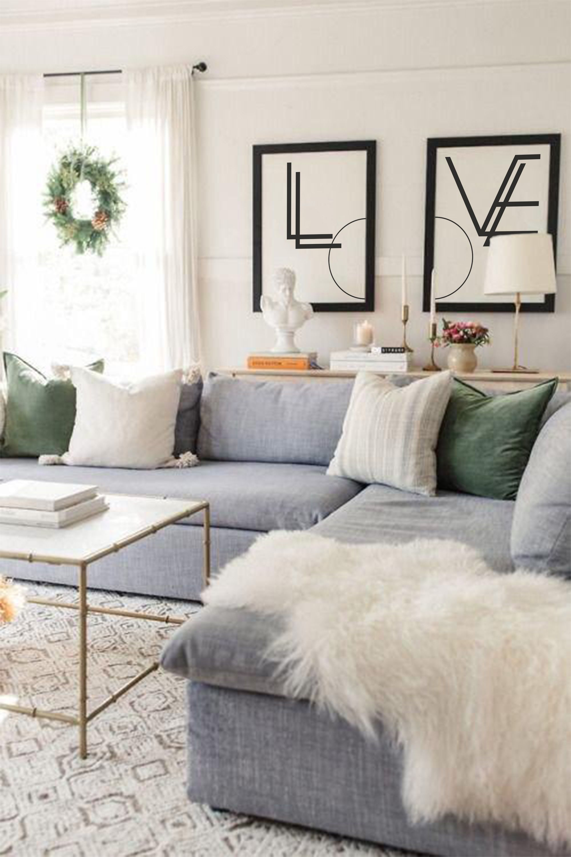 Word Artgeometric Wall Art Love Art Poster Word Artwork Etsy In 2021 Living Room Grey Gray Sectional Living Room Couches Living Room