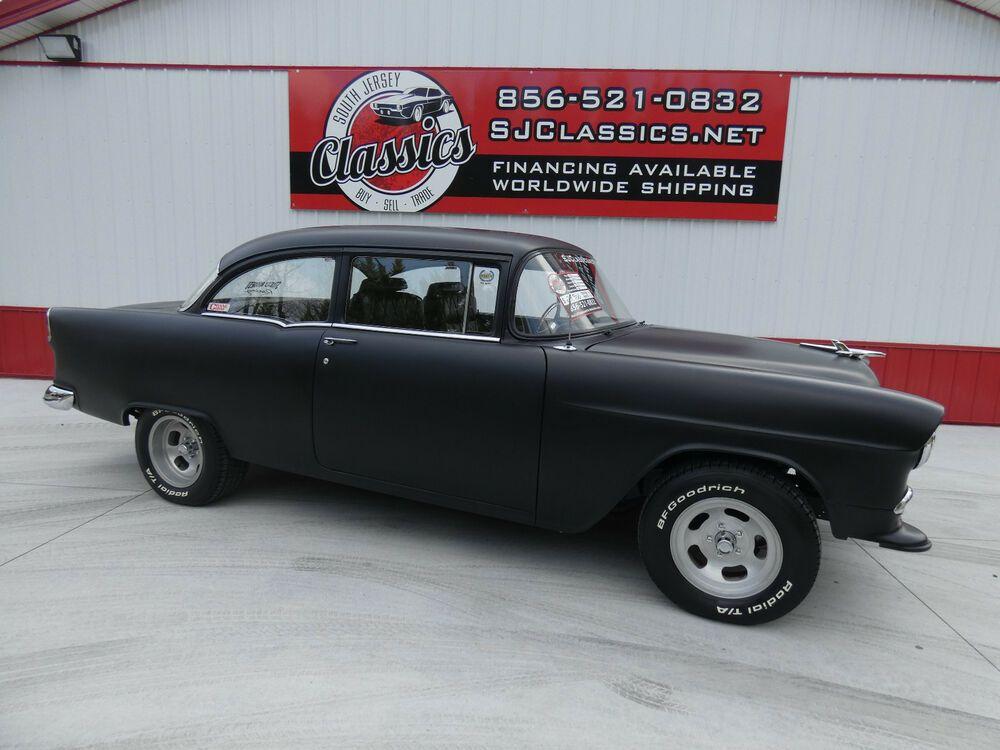 ec9383abc9 Ad - 1955 Chevrolet Bel Air 150 210 210 Street Rod 1955 Chevrolet Street Rod  355 4-spd 55 Tri Five Chevy 150 210