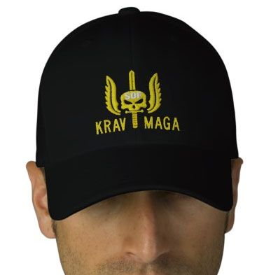cc09884d9a583 SOF KRAV MAGA - Special Operations Forces Team Embroidered Baseball ...