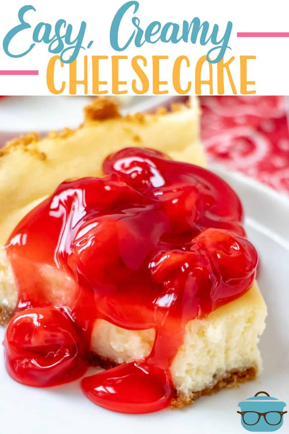 Easy and Creamy Cheesecake EASY AND CREAMY CHEESECAKE (+Video) - dessert