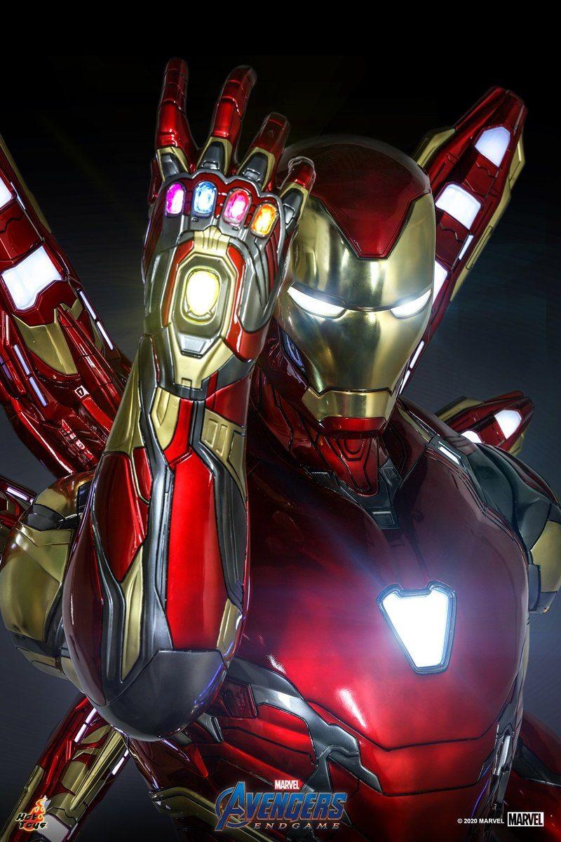 Artstation Iron Man Mark 85 Ronn Chavda Iron Man Avengers Iron Man Iron Man Armor