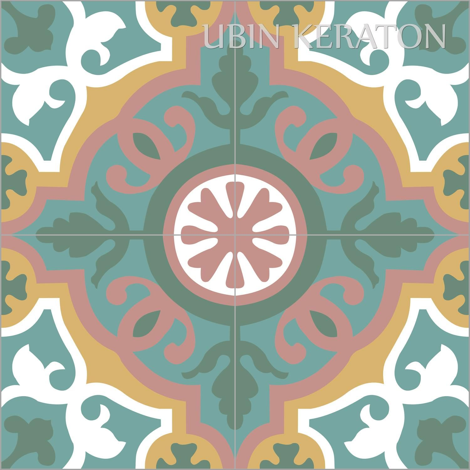 Abelane pattern, it would be my home's tiles