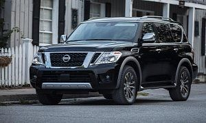 2018 Nissan Armada Gets Pimped With More Technology Nissan Armada Suv Nissan
