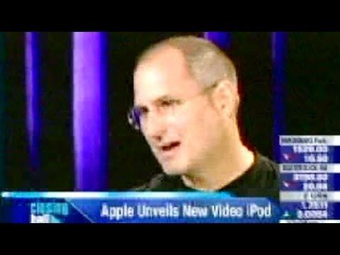 Steve Jobs interviewed about the iPod Video (2005)