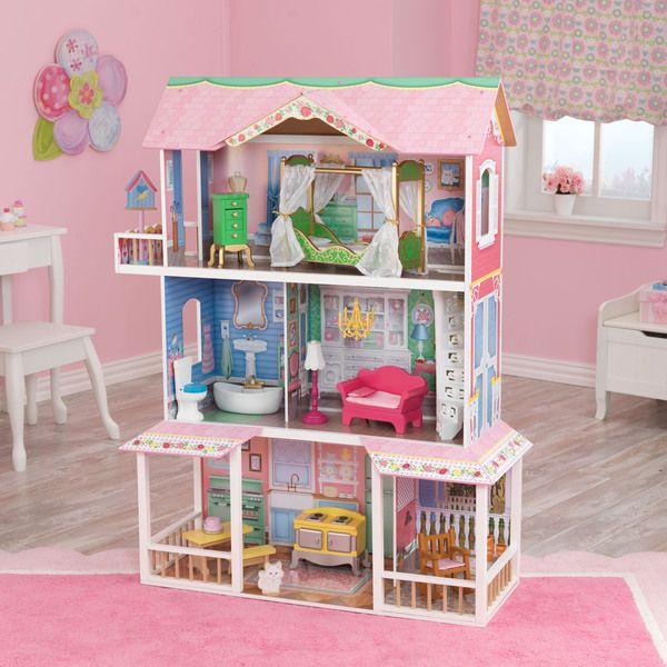 KidKraft Sweet Savannah Dollhouse   Overstock™ Shopping   Great Deals On KidKraft  Dollhouses