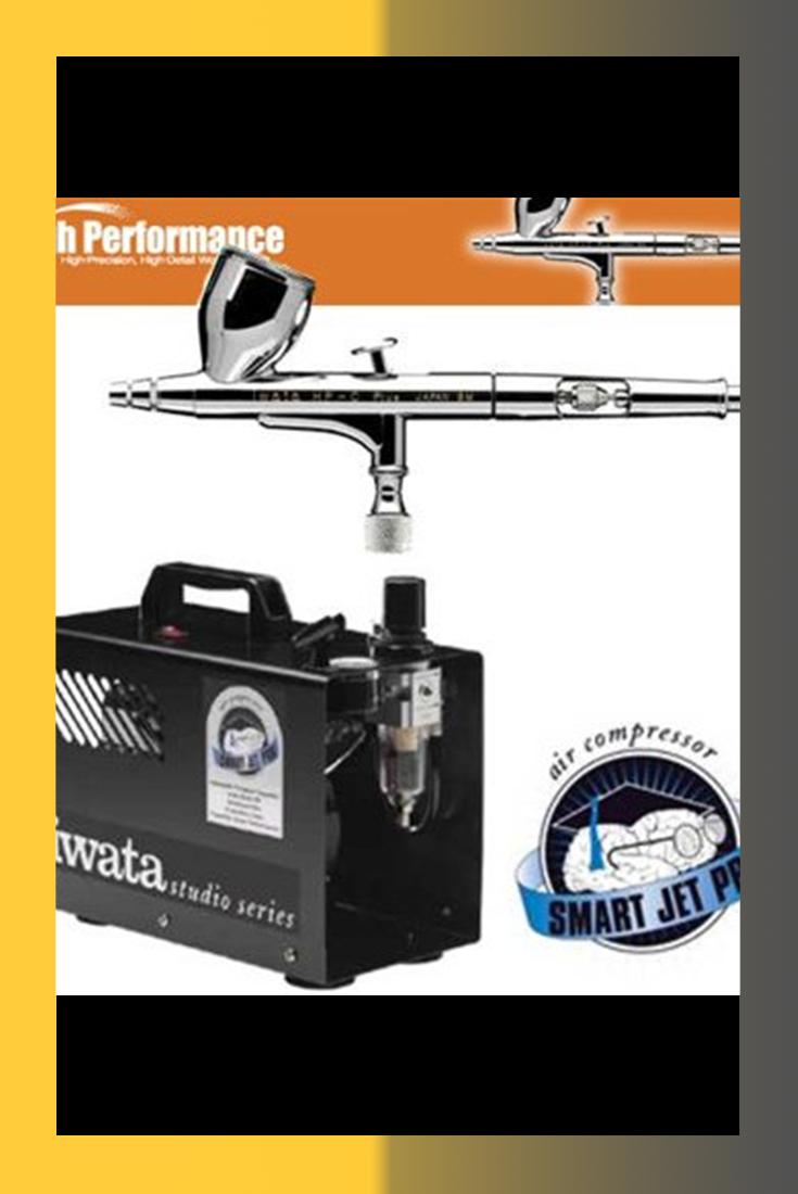Iwata High Performance Plus HPC Plus Airbrushing System