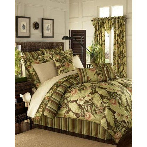 Tropical Bedding From Croscill