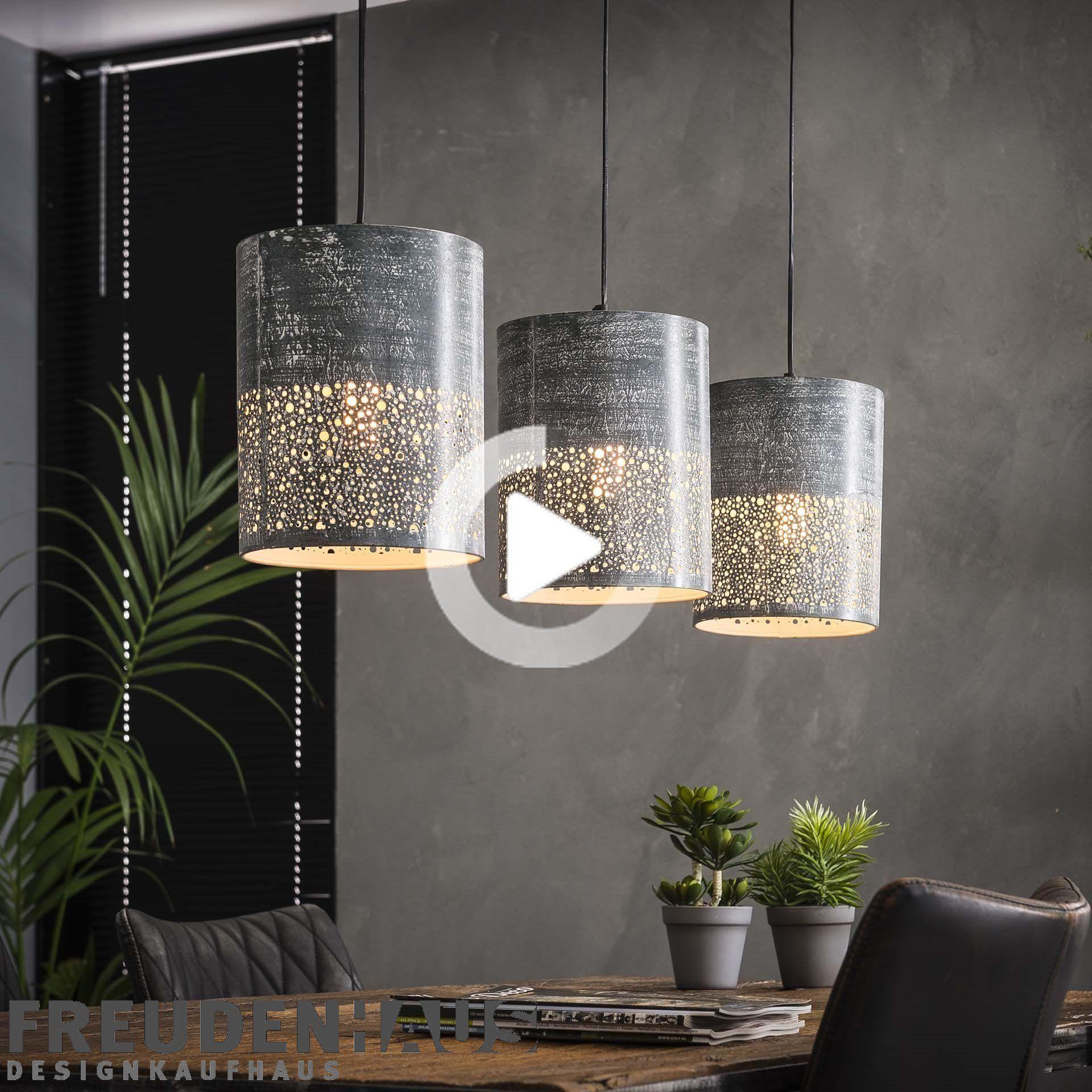 Lampara Colgante Cilindro Industrial Concreta Mirada 3 Noticias Casa Del Placer Diseno Tienda In 2020 Lamp Lamp Decor Vintage Lamps