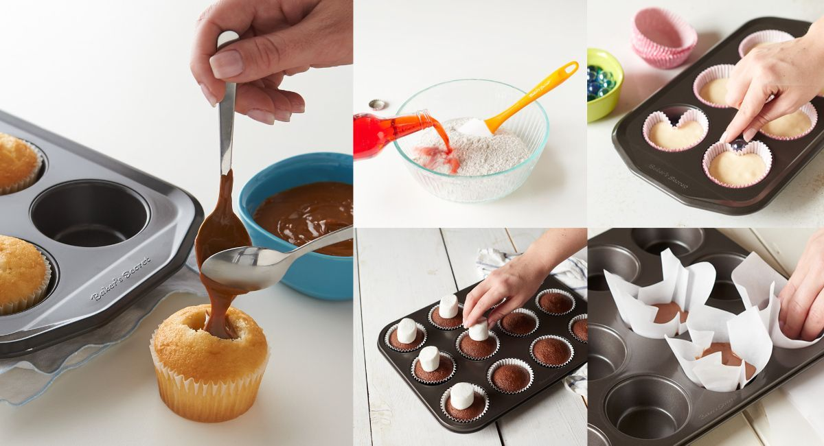 Baker's Secret® | Secret Baking Hacks: Here Come the Cupcakes!