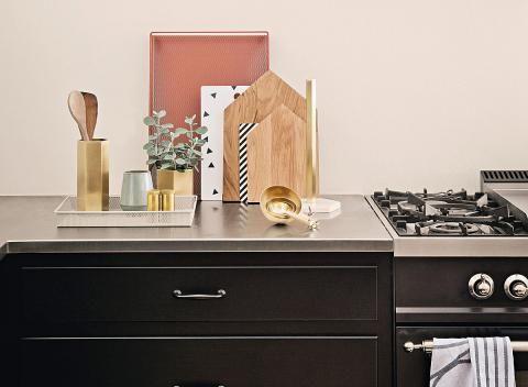 Wandfarben in der Küche Wandgestaltung Farb Inspirationen Pinterest - schöner wohnen küchen