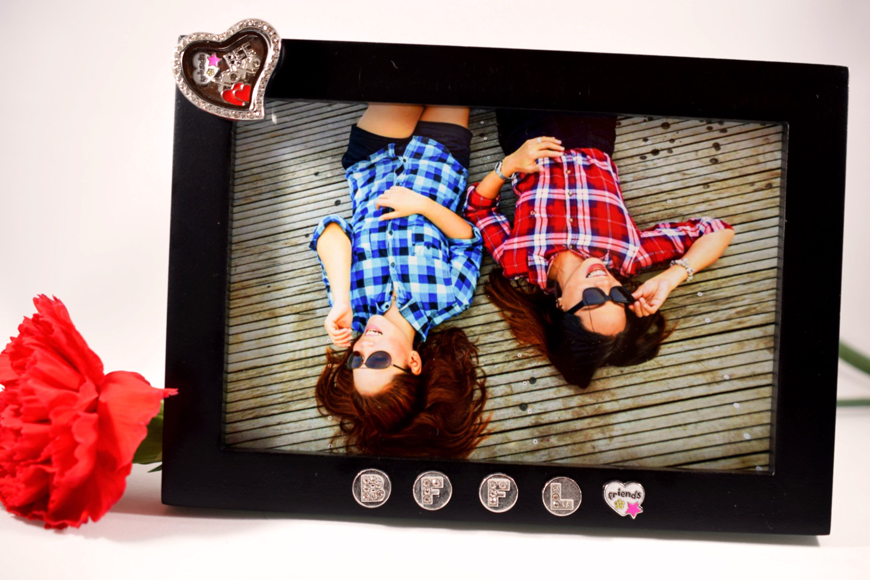 Best Friend Picture Frame Gift, BFF Picture Frame | Friend Picture ...
