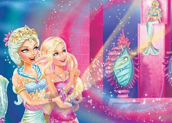 Barbie Em Sua Vida De Sereia 2 Barbi Kartinki