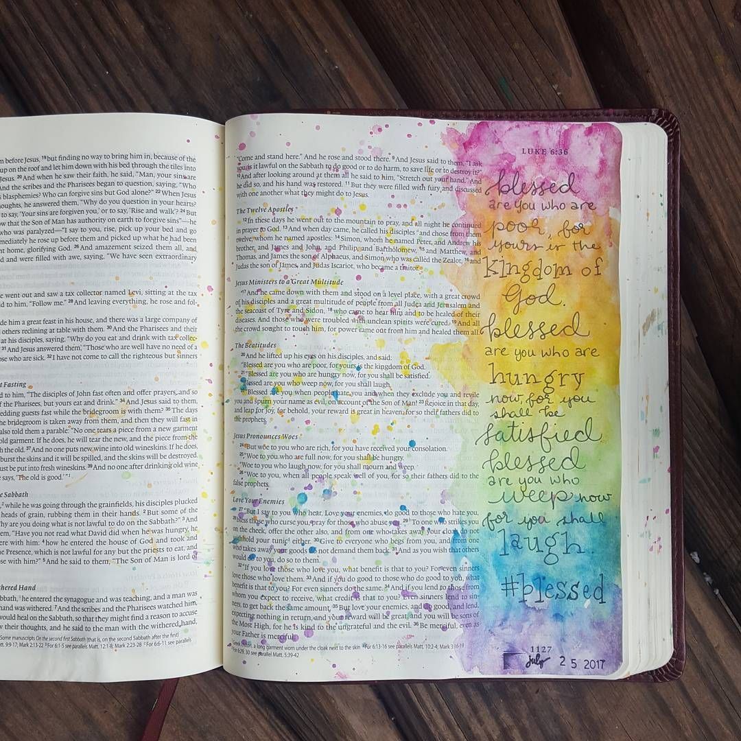 Pin On My Bible Journaling