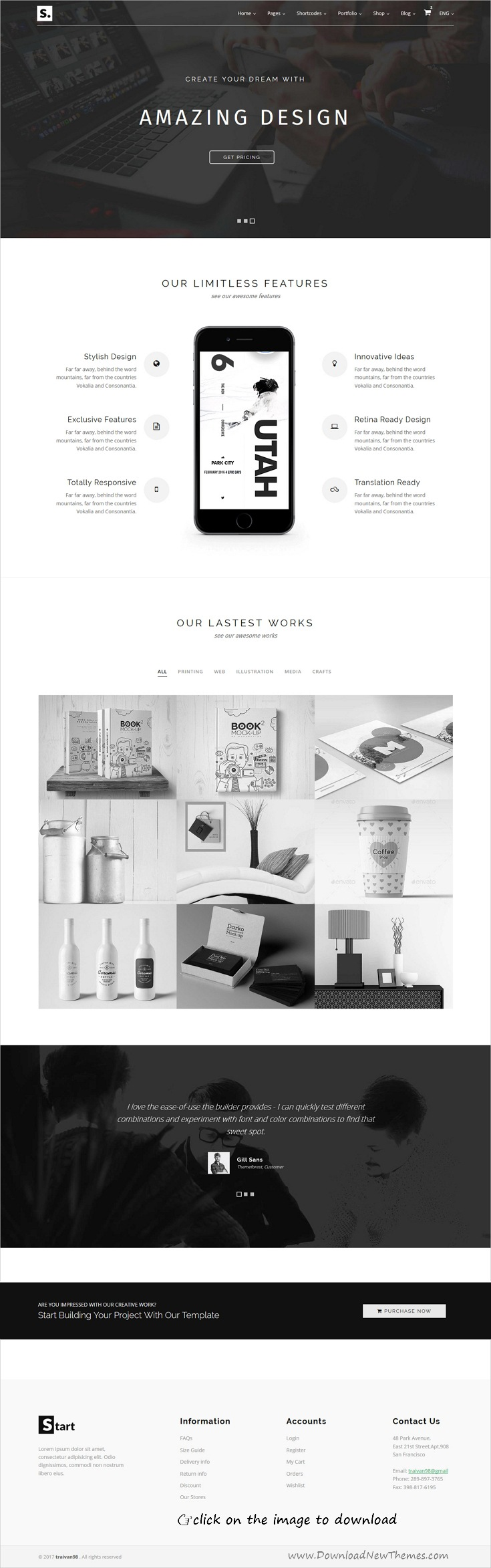 Pin on Best Responsive HTML Template