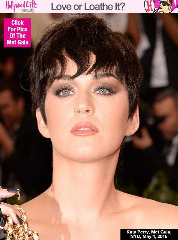 katy perry�s cropped wig at the met ball � love or loathe