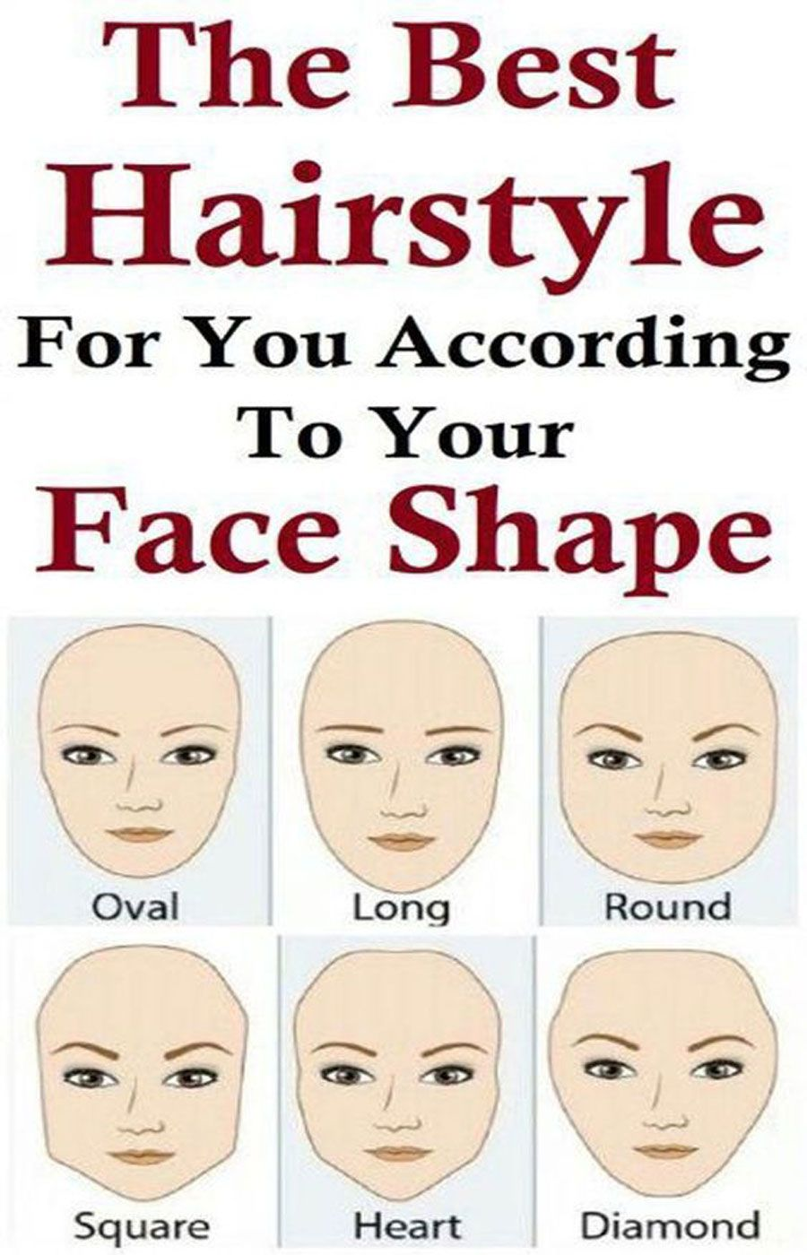 How To Find The Best Hairstyle For Your Face Shape In 2020 Long Face Shapes Face Shape Hairstyles Haircut For Face Shape