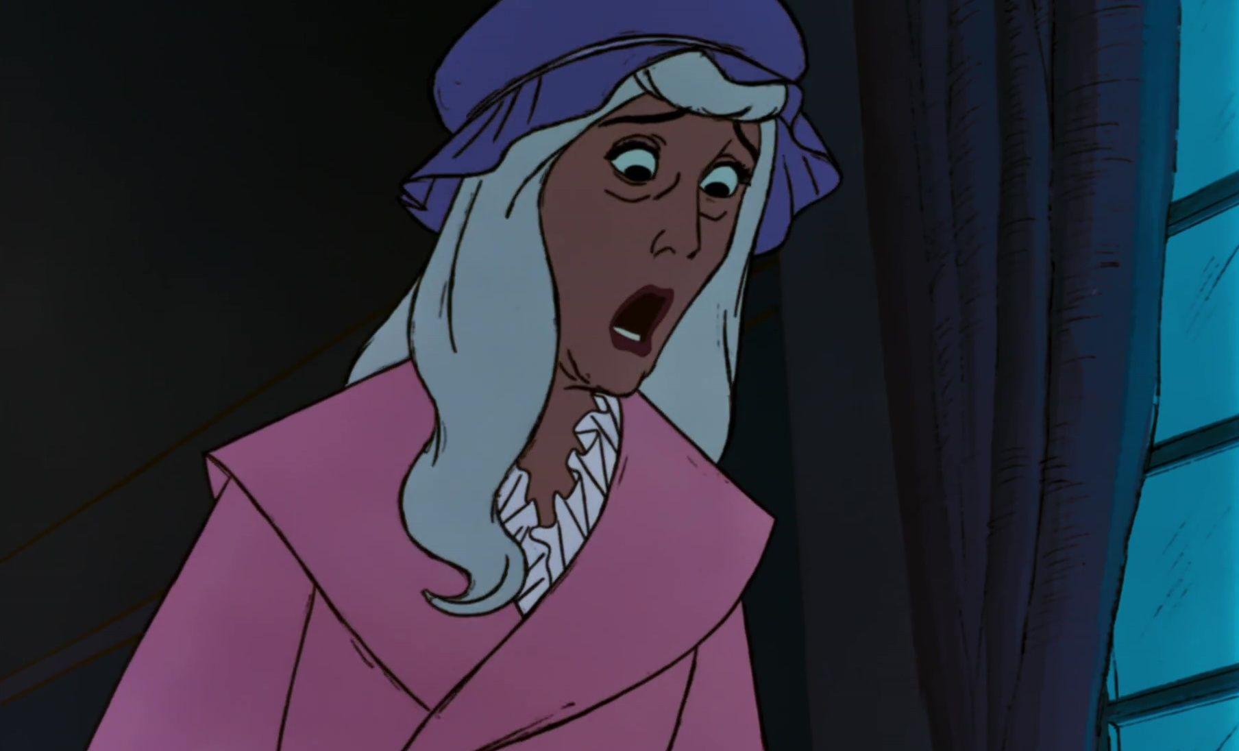 Madame Adelaide Bonfamille, personnage dans « Les Aristochats ...