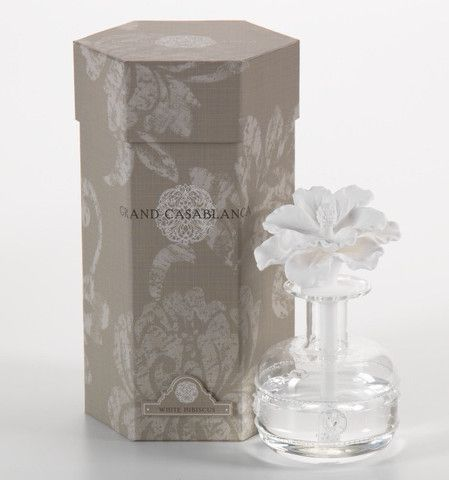 Porcelain Flower Diffuser Tahitian Gardenia With Images