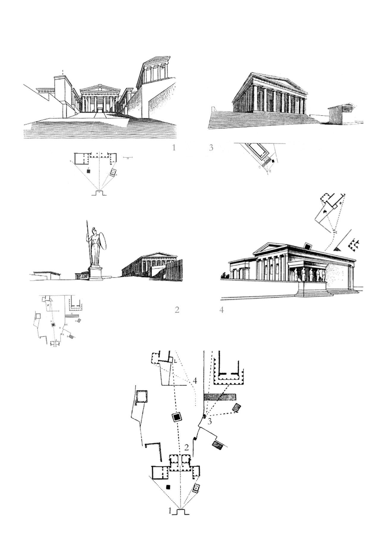 Auguste Choisyysis Of The Acropolis