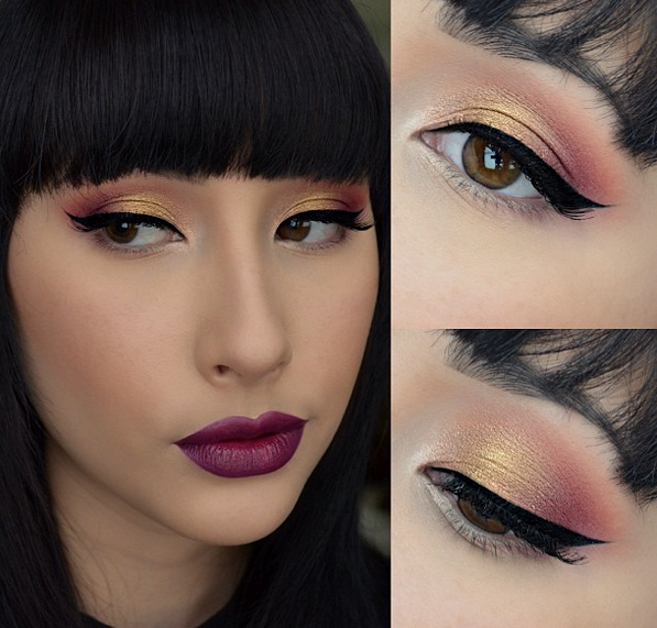 Autumn Look by Rosalina Young
