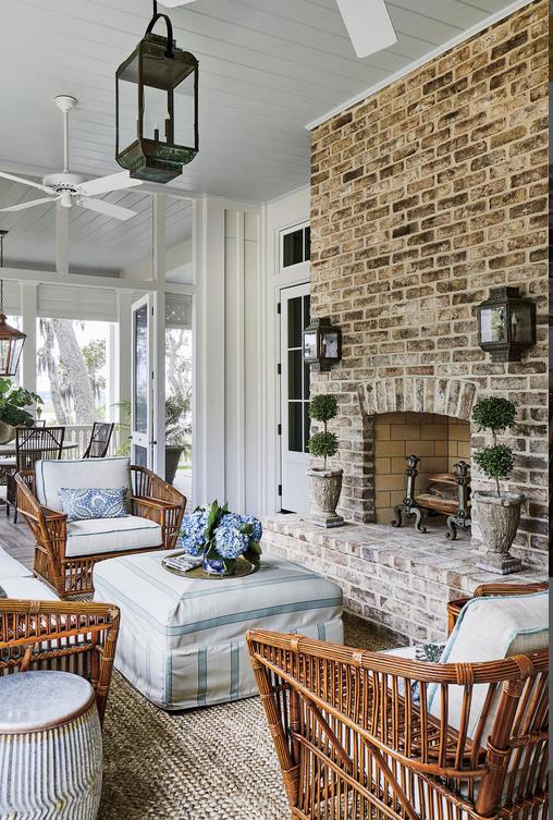 Take A Tour Of Southern Living Magazine Idea House Southern
