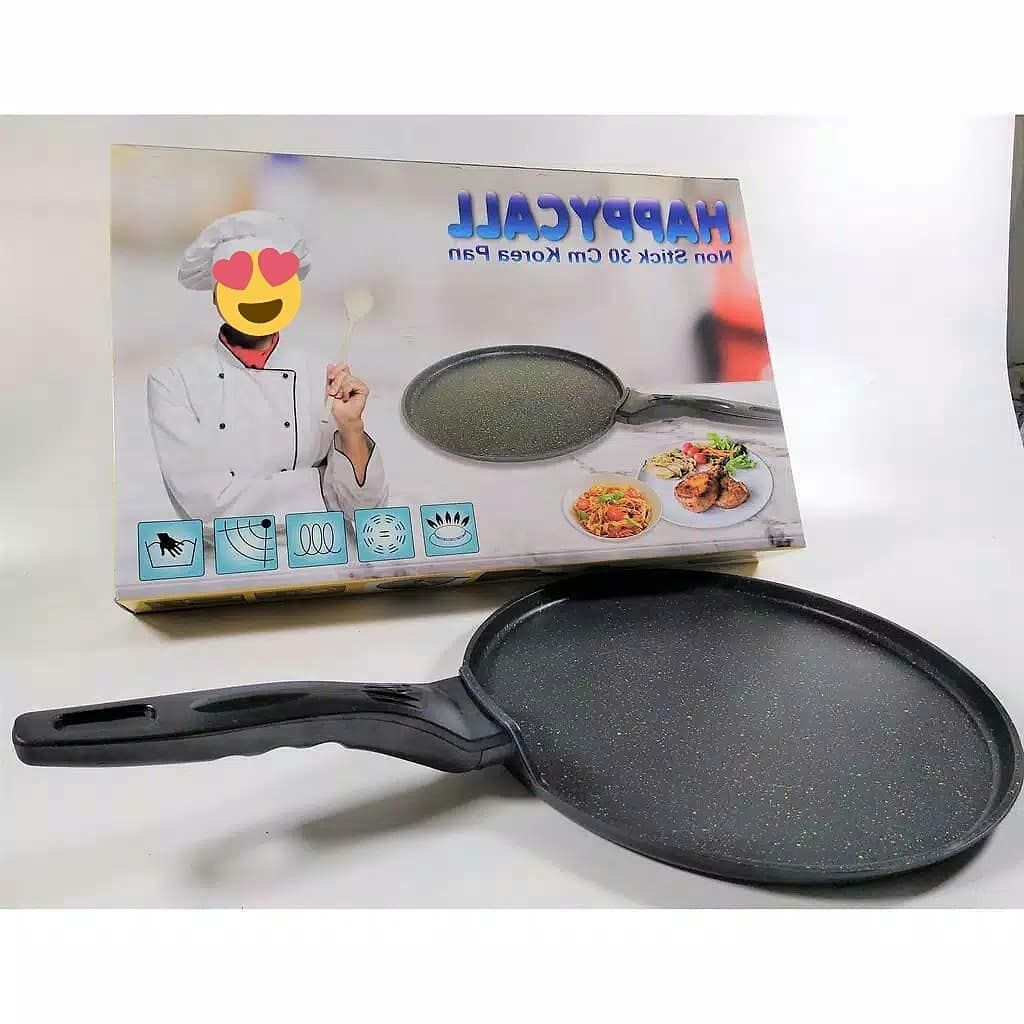 Alat Dapur B Grill Pan Bulat 30 Cm Happy Call Harga 150rb