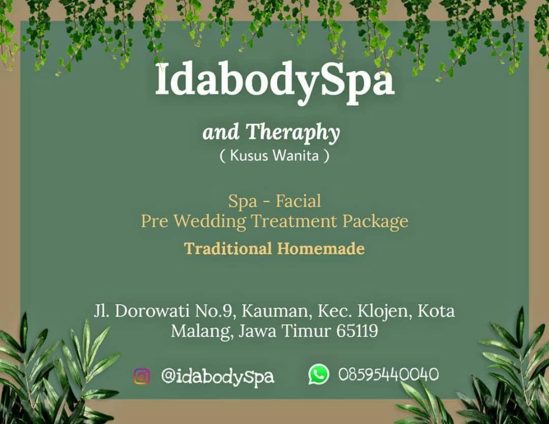 Paid Promote Kkn 02 Kemiri Jabung Malang Umm 2019 Ida Body Spa Theraphy