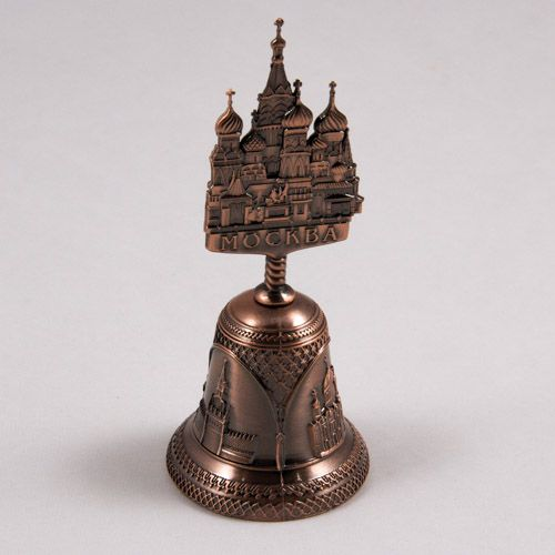 Decorative Bells Decorative Bell Russiasaint Basils Cathedral In Moscowcopper